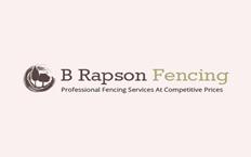 B Rapson Fencing